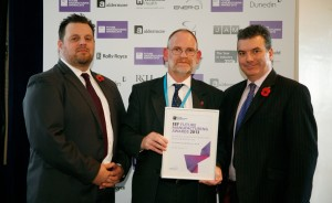 EEF Award Nov 2013