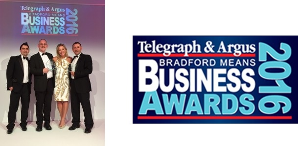 T&A business Awards 2 pic