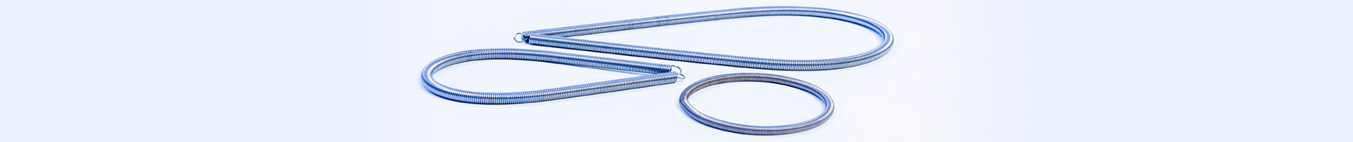 three garter springs in a banner image