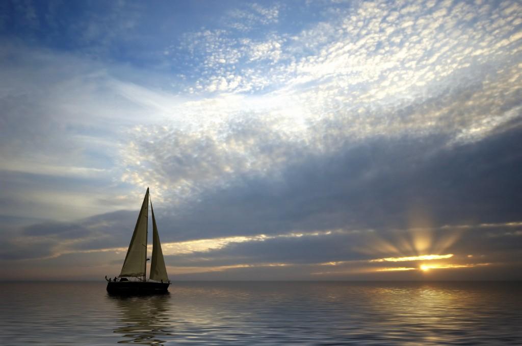Sail Boat iStock_000002758850_Medium