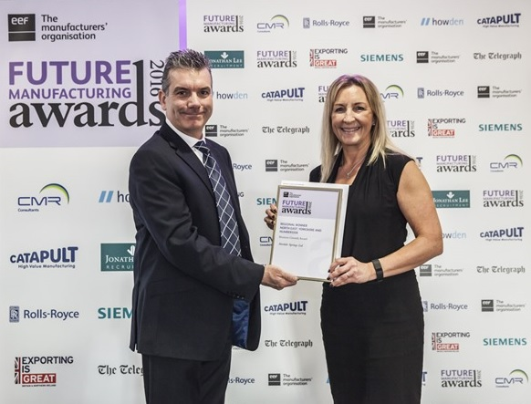 EEF Manufacturing Awards 2016
