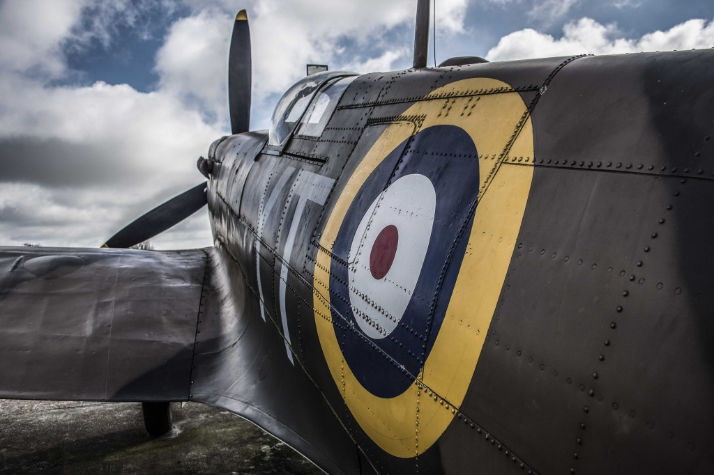 Spitfire Aeroplane