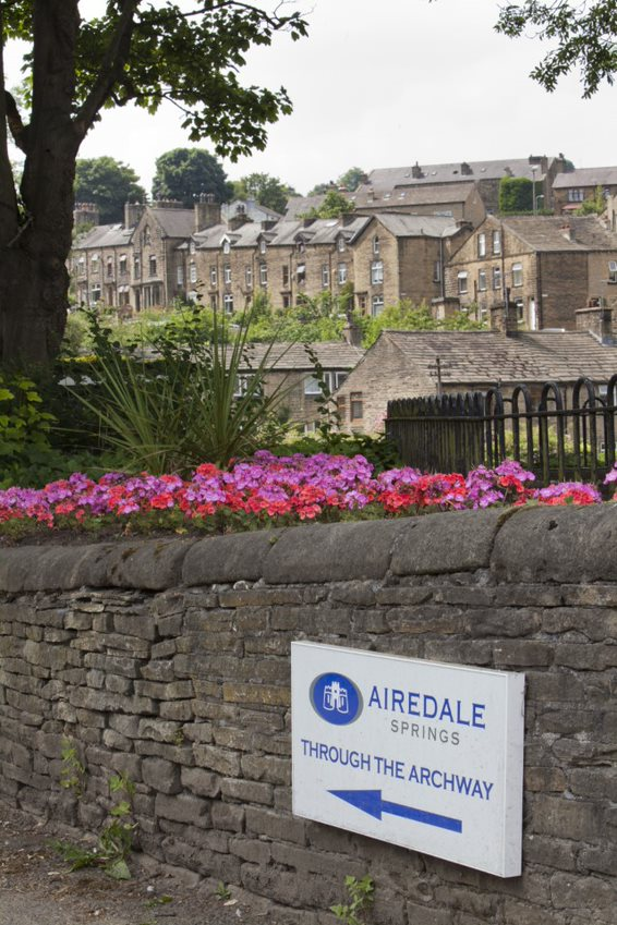 Airedale Springs Environment