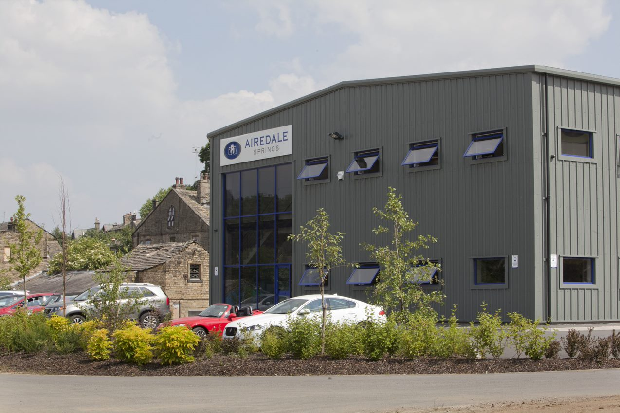 Airedale Springs Facility