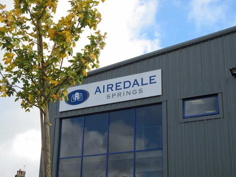 Airedale Springs Warehouse