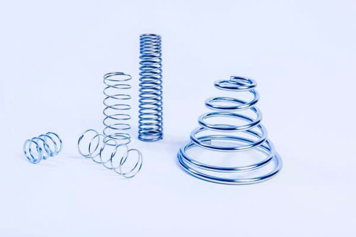Fatigue Life Of A Compression Spring The Spring Store
