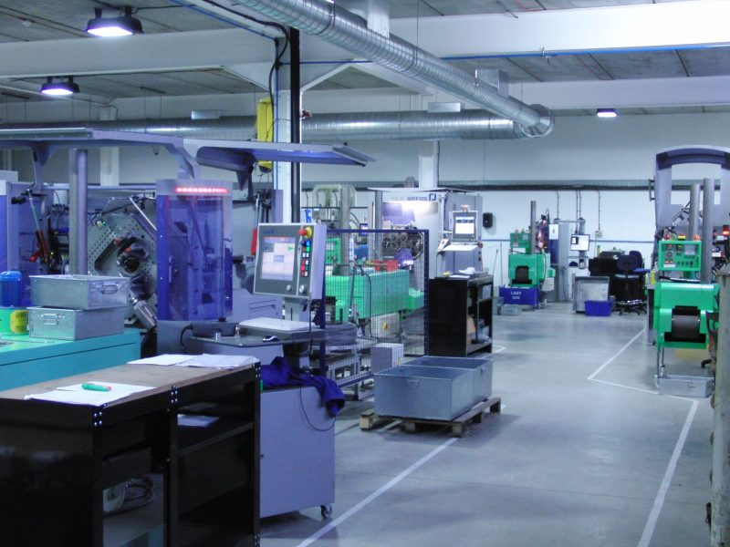 cnc machinery at airedale springs